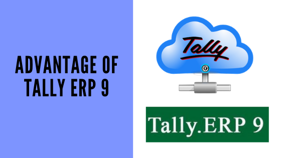 Advantages of Tally Erp 9 Software