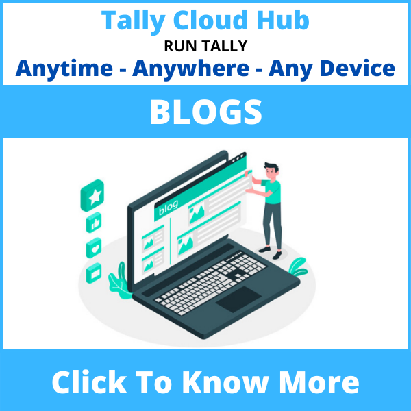 Tally Cloud Hub Blogs