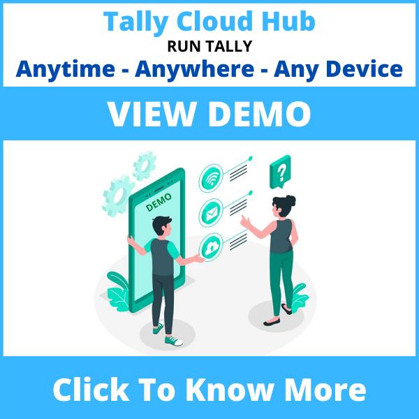 Tally Cloud Hub Demo