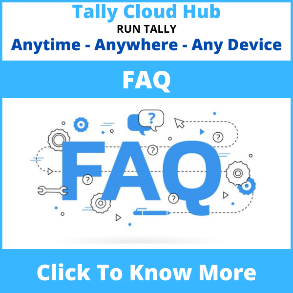 Tally Cloud Hub FAQ
