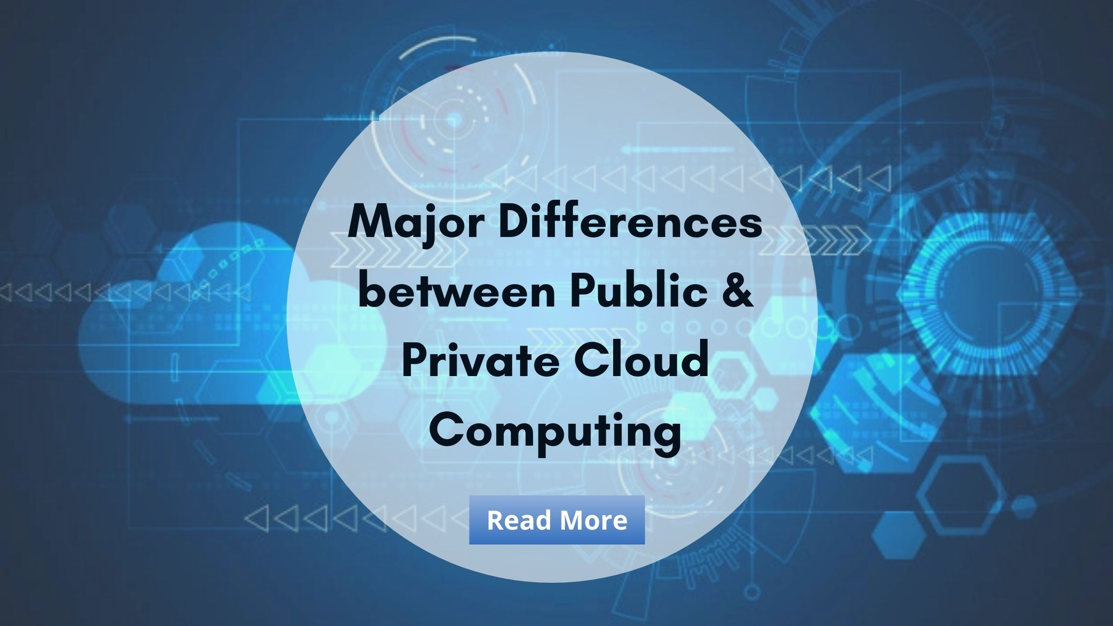 private and public cloud computing