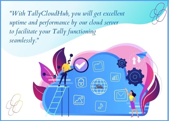 Tally cloud service feature