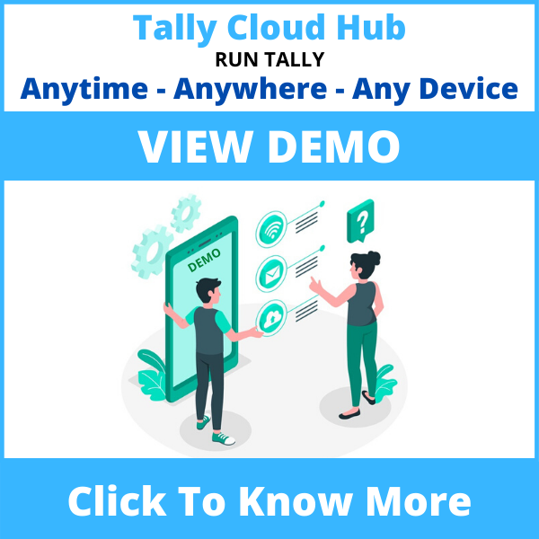 Tally Cloud Hub Demo