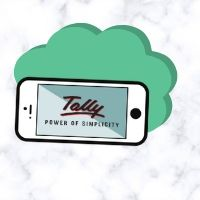 Cloud based Tally on mobile