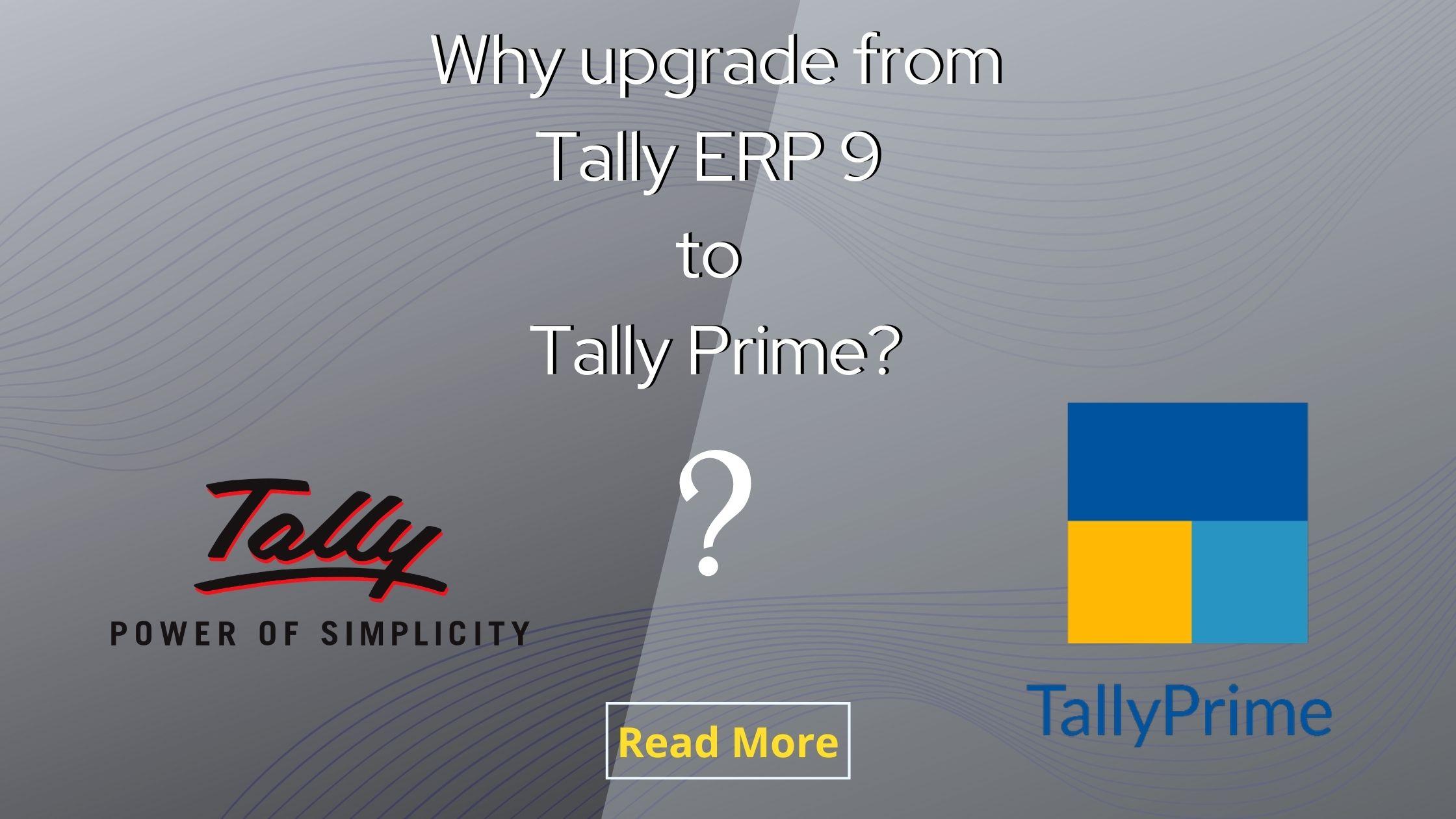 tally prime over tally erp