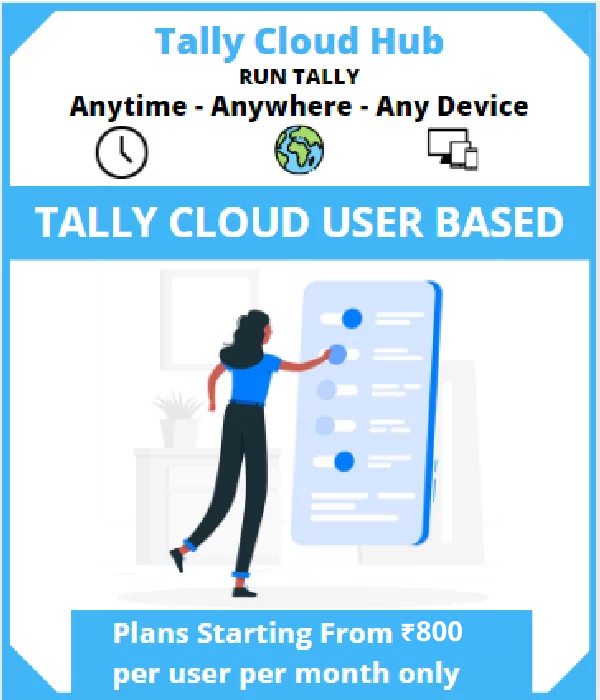 Tally User Based