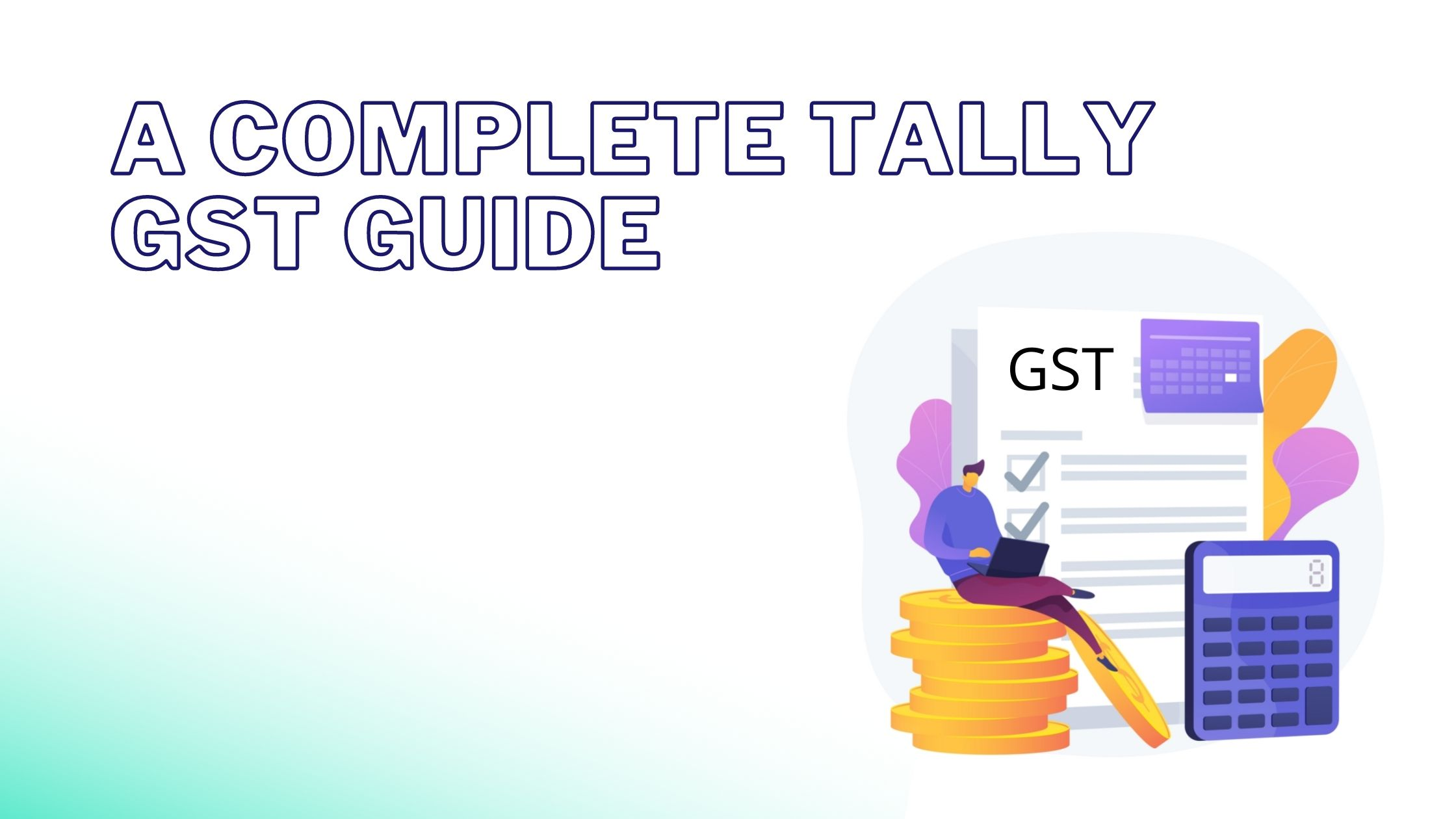 Tally GST guide